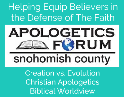 Apologetics Forum